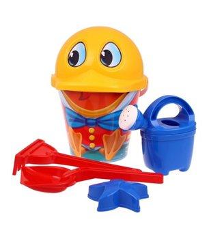 Androni, zabawka na plażę Foremki i wiaderko - Kaczorek-Androni
