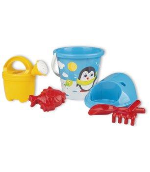 Androni, zabawki do piasku Pingwin-Androni