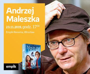 Andrzej Maleszka | Empik Renoma