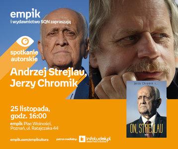 Andrzej Strejlau, Jerzy Chromik | Empik Plac Wolności