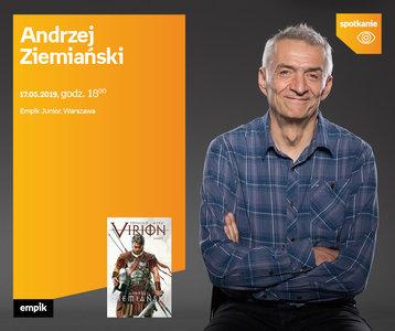 Andrzej Ziemiański | Empik Junior