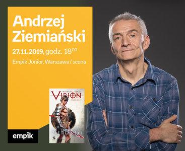 Andrzej Ziemiański | Empik Junior / scena