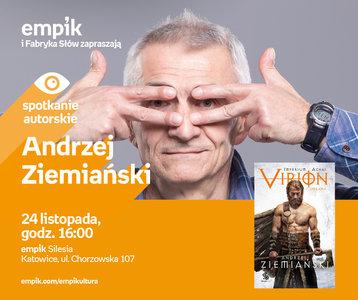 Andrzej Ziemiański | Empik Silesia