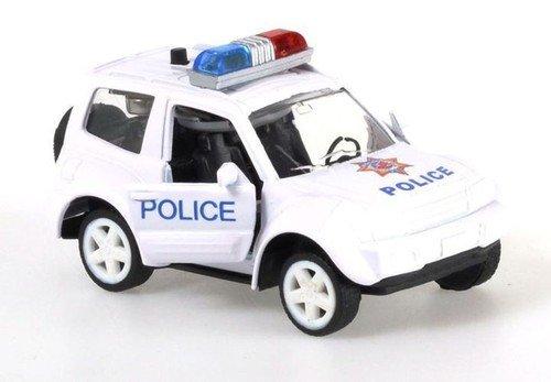 Anek, auto metalowe Policja