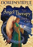Angel Therapy Oracle Cards: A 44-Card Deck and Guidebook - Virtue Doreen