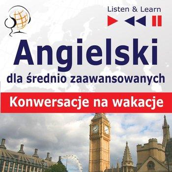 Angielski dla początkujących i średnio-zaawansowanych. Konwersacje na wakacje-Guzik Dorota
