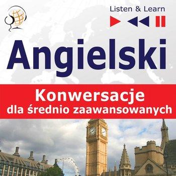 Angielski na Mp3. Konwersacje dla średniozaawansowanych-Guzik Dorota