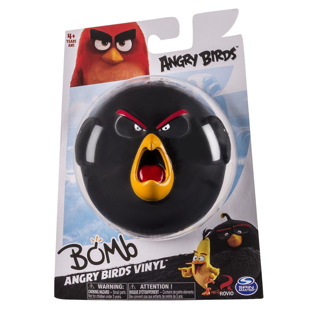 Angry Birds, Vinyl, figurka kolekcjonerska Angry Balls - Angry Birds