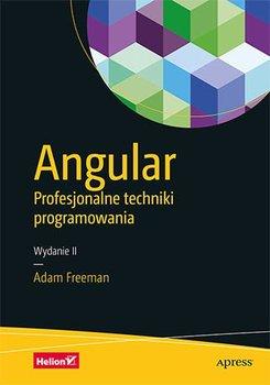 Angular. Profesjonalne techniki programowania-Freeman Adam