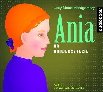 Ania na uniwersytecie-Montgomery Lucy Maud