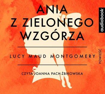 Ania z Zielonego Wzgórza-Montgomery Lucy Maud