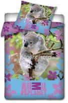 Animal Planet, Pościel dziecięca, 160x200 cm