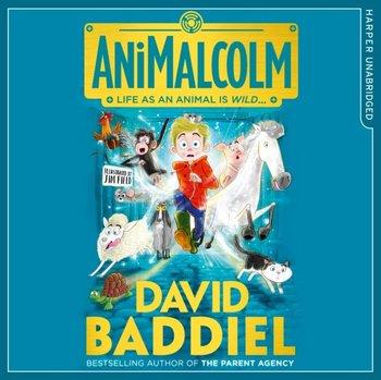 AniMalcolm-Baddiel David