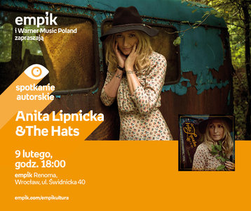 Anita Lipnicka | Empik Manufaktura