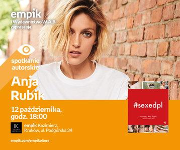 Anja Rubik | Empik Kazimierz