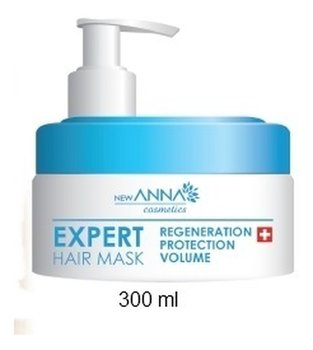 Anna Cosmetics, Expert, maska do włosów, 300 ml - Anna Cosmetics