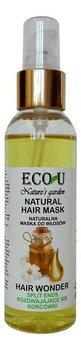 Anna Cosmetics, Nature's Garden, naturalna maska olejowa do włosów Rozdwajające się końcówki, 125 ml-Anna Cosmetics
