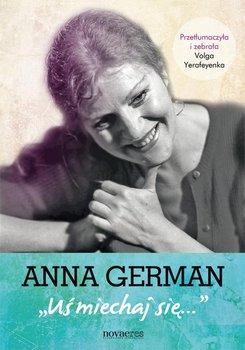 Anna German. Uśmiechaj się                      (ebook)