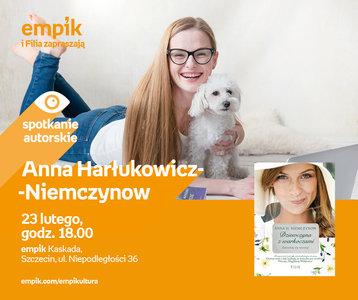 Anna Harłukowicz - Niemczynow | Empik Kaskada