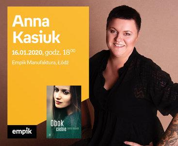 Anna Kasiuk | Empik Manufaktura