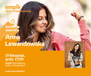 Anna Lewandowska | Empik Manufaktura