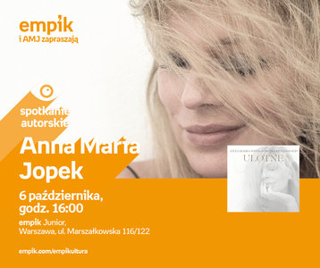 Anna Maria Jopek | Empik Junior