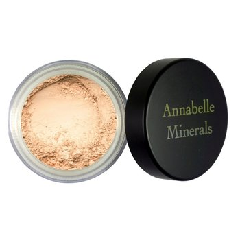 Annabelle Minerals, podkład mineralny rozświetlający Beige Dark, 10 g-Annabelle Minerals