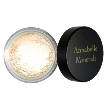 Annabelle Minerals, podkład mineralny rozświetlający Beige Fair, 4 g-Annabelle Minerals