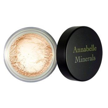 Annabelle Minerals, podkład mineralny rozświetlający Beige Medium, 4 g-Annabelle Minerals