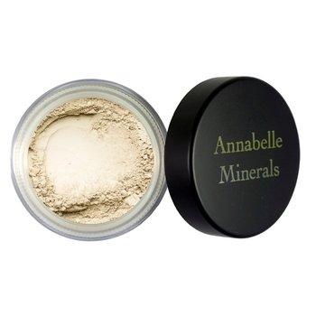Annabelle Minerals, podkład mineralny rozświetlający Golden Dark, 4 g-Annabelle Minerals