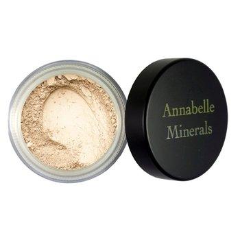 Annabelle Minerals, podkład mineralny rozświetlający Golden Medium, 4 g-Annabelle Minerals