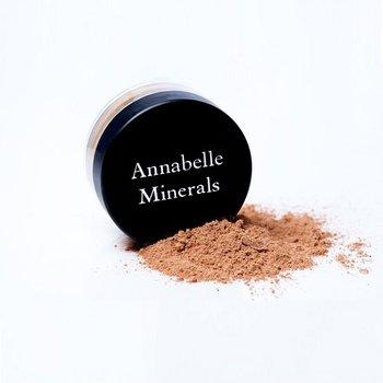 Annabelle Minerals, podkład mineralny rozświetlający Natural Cream, 4 g-Annabelle Minerals