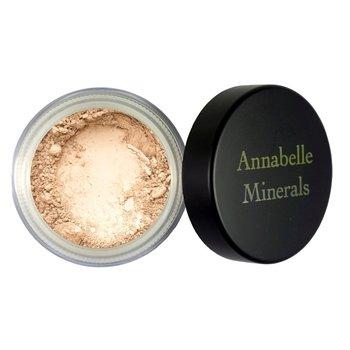 Annabelle Minerals, podkład mineralny rozświetlający Natural Dark, 4 g-Annabelle Minerals