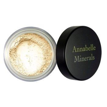 Annabelle Minerals, podkład mineralny rozświetlający Sunny Light, 4 g-Annabelle Minerals