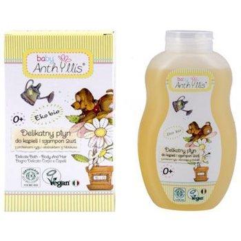 Anthyllis, Baby, Płyn do kąpieli i szampon 2w1, 400 ml-Anthyllis