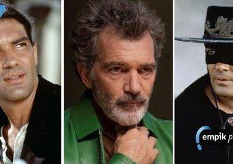 Antonio Banderas kończy 60 lat! Poznaj siedem ciekawych faktów z życia aktora