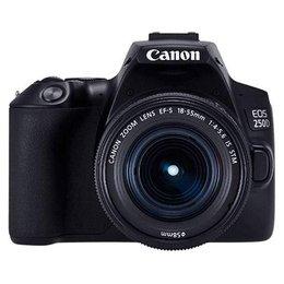 Aparat CANON EOS 250D + EF-S, 18-55 mm, f/4-5.6, IS STM