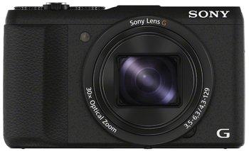 Aparat cyfrowy SONY DSC-HX60-Sony