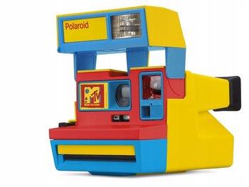 Aparat do zdjęć błyskawicznych POLAROID 600 Mtv Edition-Polaroid