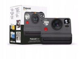 Aparat Natychmiastowy Polaroid Now / Czarny
