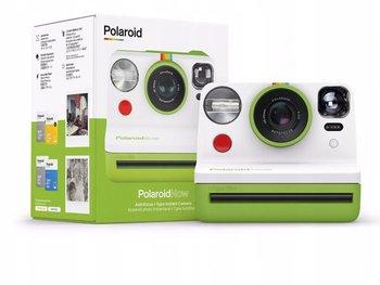 Aparat Natychmiastowy Polaroid Now / Zielony-Polaroid