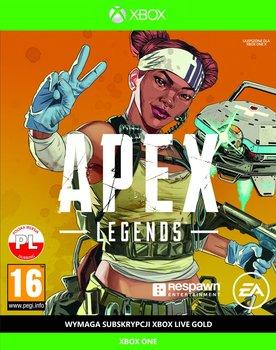 Apex Legends - Lifeline-Respawn Entertainment