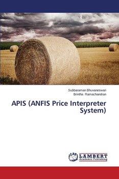 APIs (Anfis Price Interpreter System)-Bhuvaneswari Subbaraman