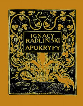 Apokryfy judaistyczno-chrześcijańskie-Radliński Ignacy