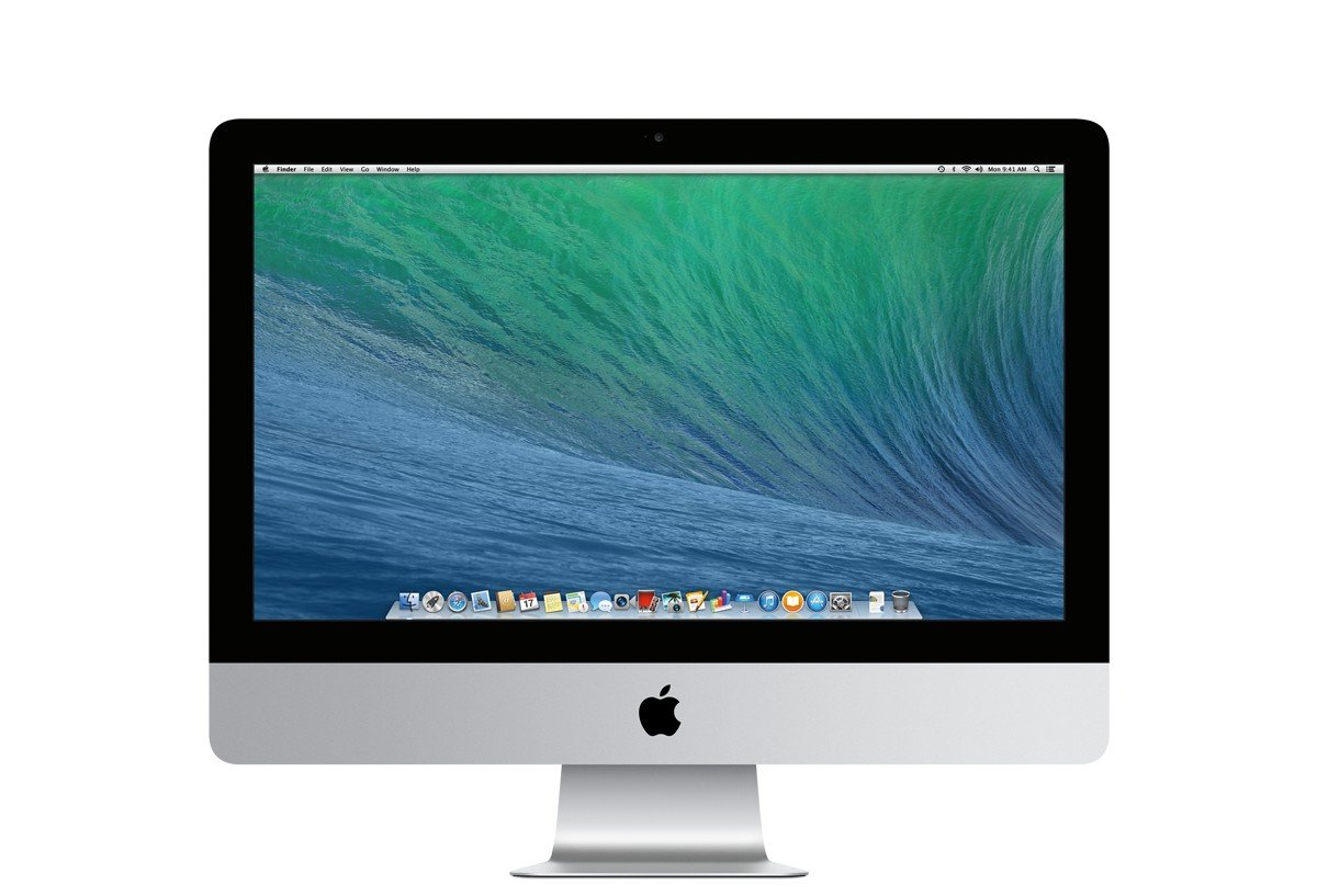 "Apple iMac 21.5"", i5 2.3 GHz, Iris Plus 640, 8 GB RAM, 1 TB HDD, macOS Sierra 10.12"