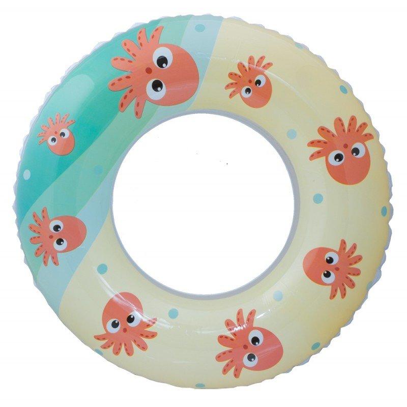 Aqua Speed, Dmuchane koło plażowe, Ośmiornice, 61 cm - Aqua-Speed