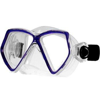 Aqua Speed, Maska do nurkowania, Jupiter, niebieska-Aqua-Speed
