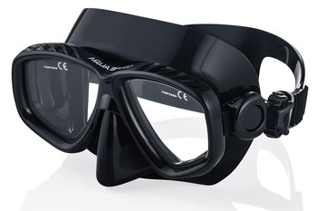 Aqua Speed, Maska do nurkowania, korekcyjna, Optic Pro, czarna-Aqua-Speed