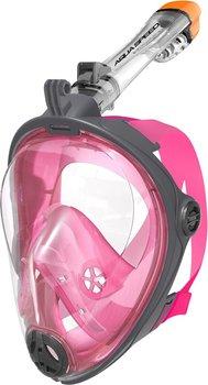 Aqua Speed, Maska do nurkowania pełnotwarzowa, SPECTRA 2.0, szary, rozmiar L/XL-Aqua-Speed
