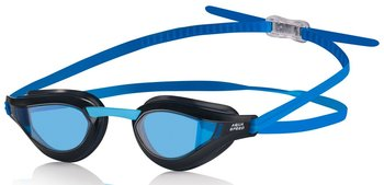 Aqua Speed, Okulary pływackie RAPID, niebieski-Aqua-Speed